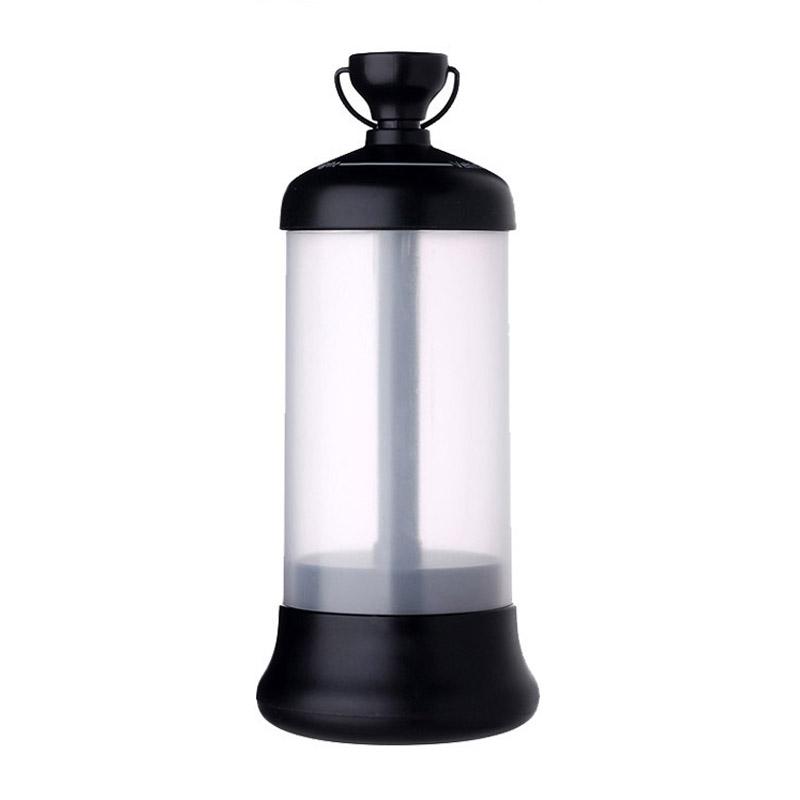 Φως Ασφαλείας για Οχήματα με Ισχυρή Μαγνητική Βάση Herzberg Χρώματος Μαύρο HG-5049
