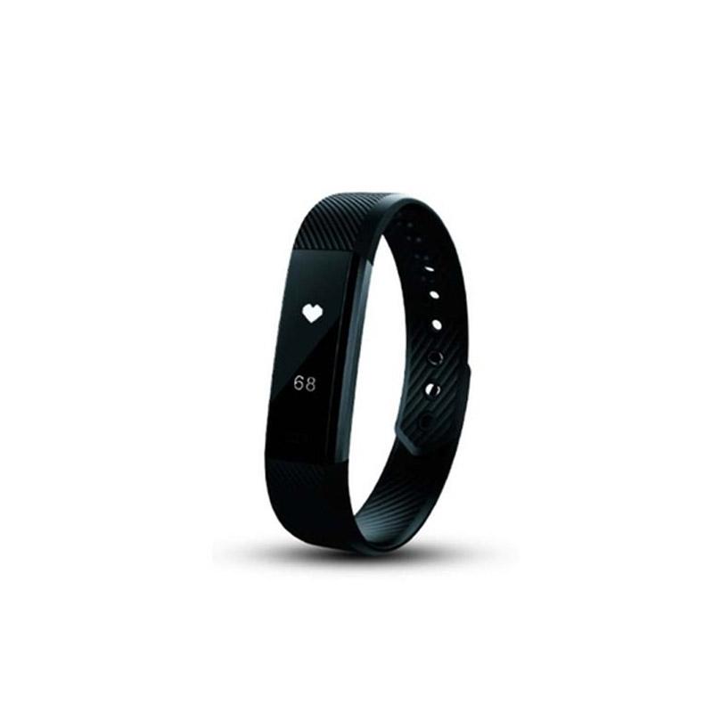 Ρολόι Fitness Tracker Aquarius Με Μετρητή Καρδιακών Παλμών Χρώματος Μαύρο R140976