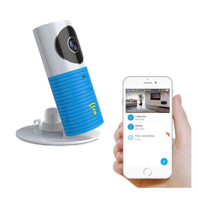Ασύρματη Κάμερα Clever Dog Wi-Fi CCTV Μπλε R154866