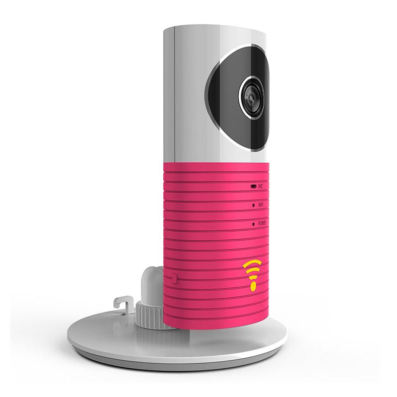 Ασύρματη Κάμερα Clever Dog Wi-Fi CCTV Ροζ R154868