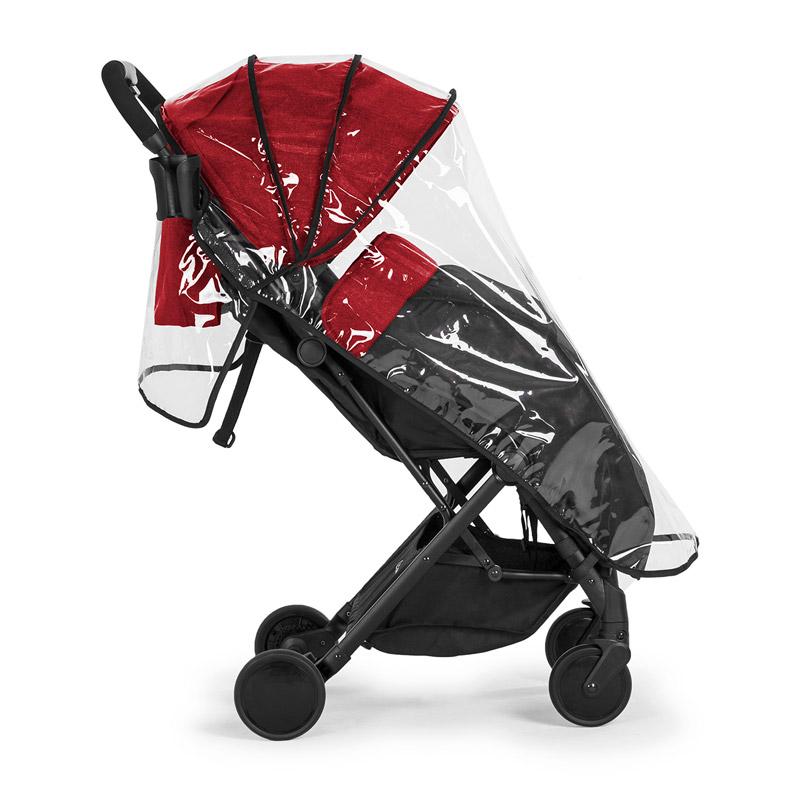 Παιδικό Καρότσι Χρώματος Κόκκινο KinderKraft Pilot