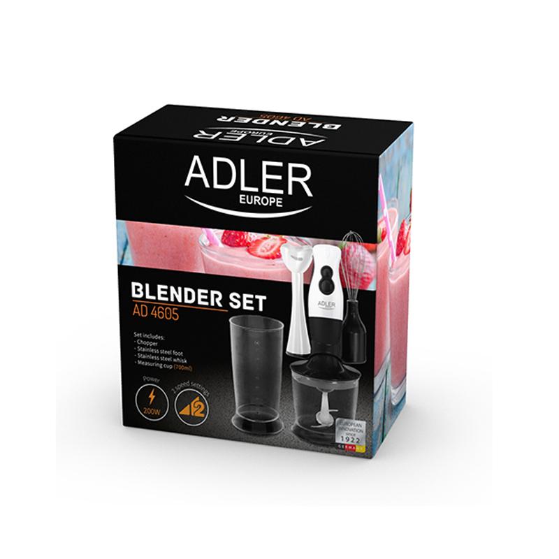 Ραβδομπλέντερ Adler AD-4605
