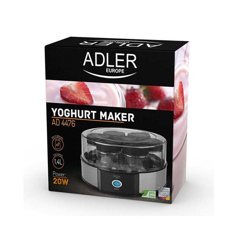Παρασκευαστής Γιαουρτιού Adler AD-4476