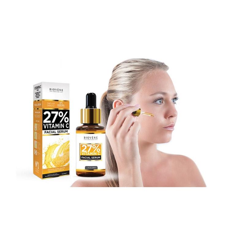 Ορός Προσώπου Biovene με Βιταμίνη C 27%