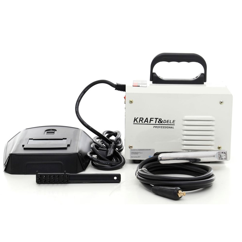 Ηλεκτροκόλληση Inverter MMA 250A Kraft&Dele KD-1840