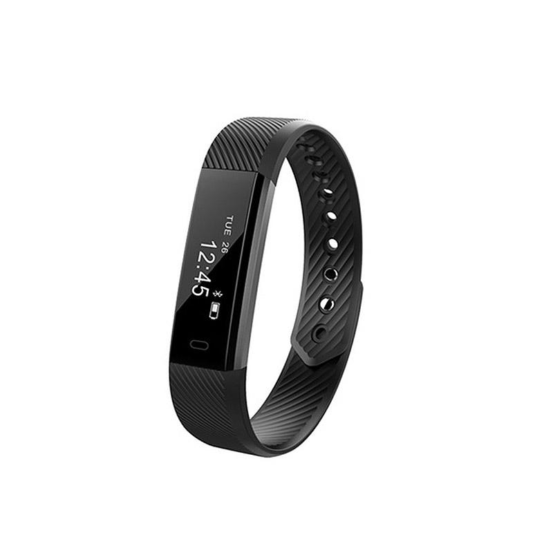 Ρολόι Fitness Tracker Aquarius AQFW02 με Οθόνη Αφής Χρώματος Μαύρο R140198