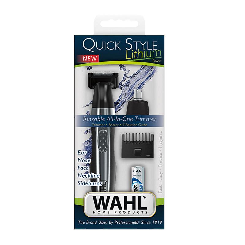 Τρίμμερ με Μπαταρία Λιθίου Wahl Quick Style 5604-035 30267