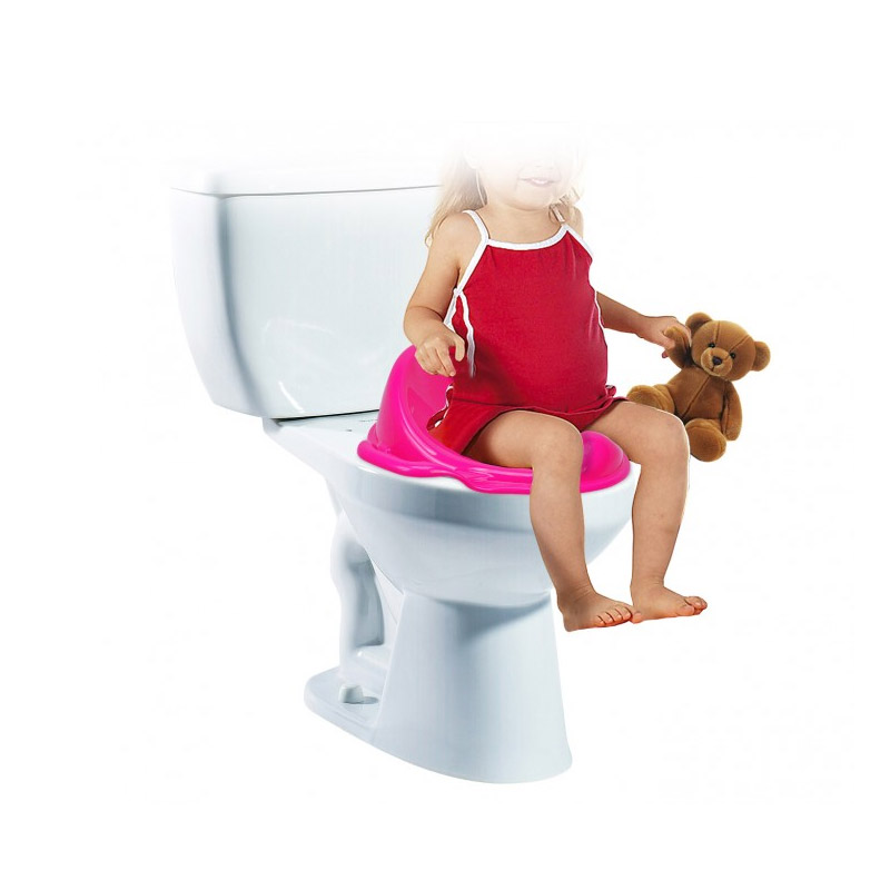 Παιδικό Κάθισμα Τουαλέτας Χρώματος Ροζ MWS2485