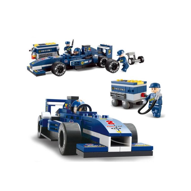 Σετ Τουβλάκια Formula 1 195 τμχ MWS2023