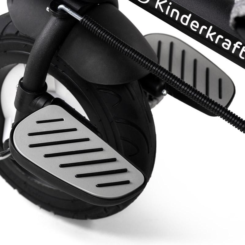 c1f4ca1c4fc Τρίκυκλο Παιδικό Ποδήλατο - Καρότσι KinderKraft Aveo Χρώματος Μαύρο