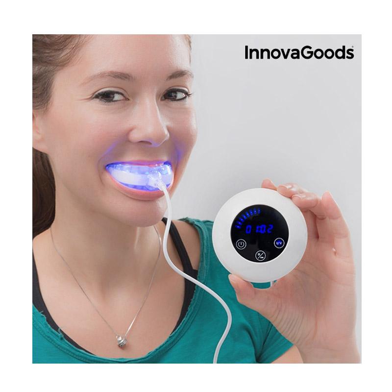 Επαγγελματικό Σετ Λεύκανσης Δοντιών InnovaGoods V0100484