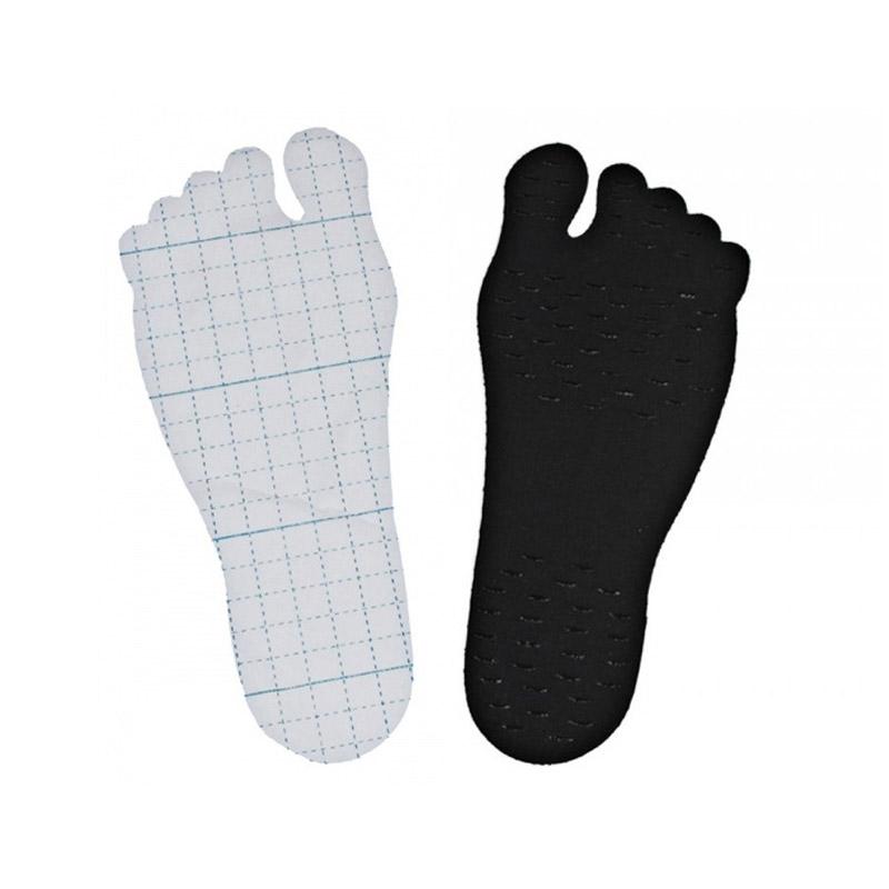 Αντιολισθητικά και Προστατευτικά Αυτοκόλλητα Πέλματα Χρώματος Μαύρο 2 τμχ MWS14634
