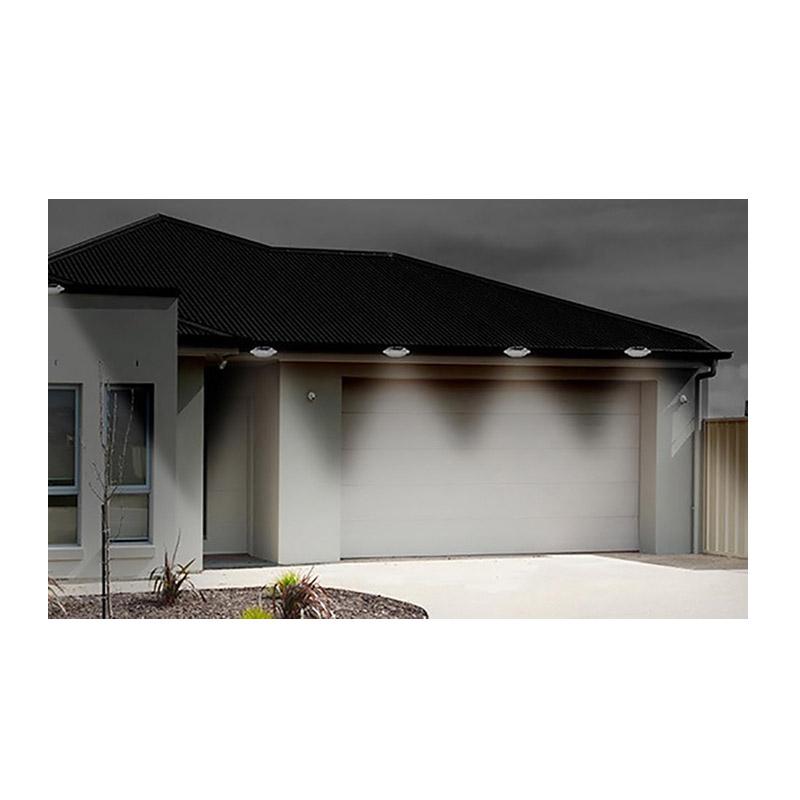 Ηλιακά Φώτα με LED Φωτισμό Χρώματος Μαύρο 2 τμχ SPM GUTTER-BLK