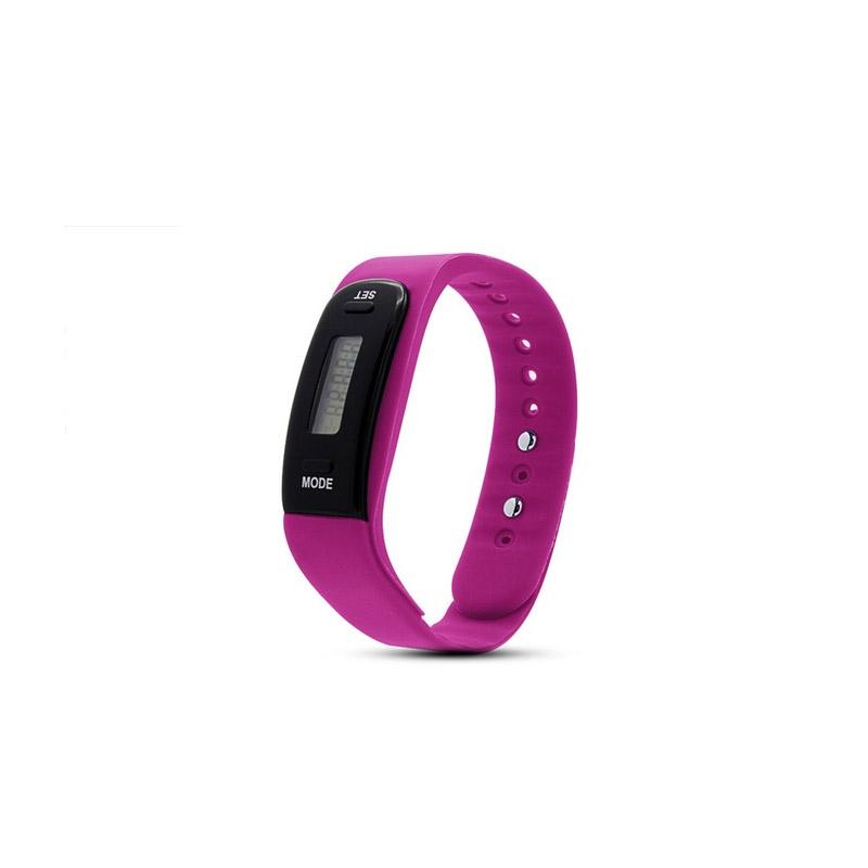 Παιδικό Ρολόι Fitness Tracker Aquarius AQ111 Χρώματος Μωβ R154465