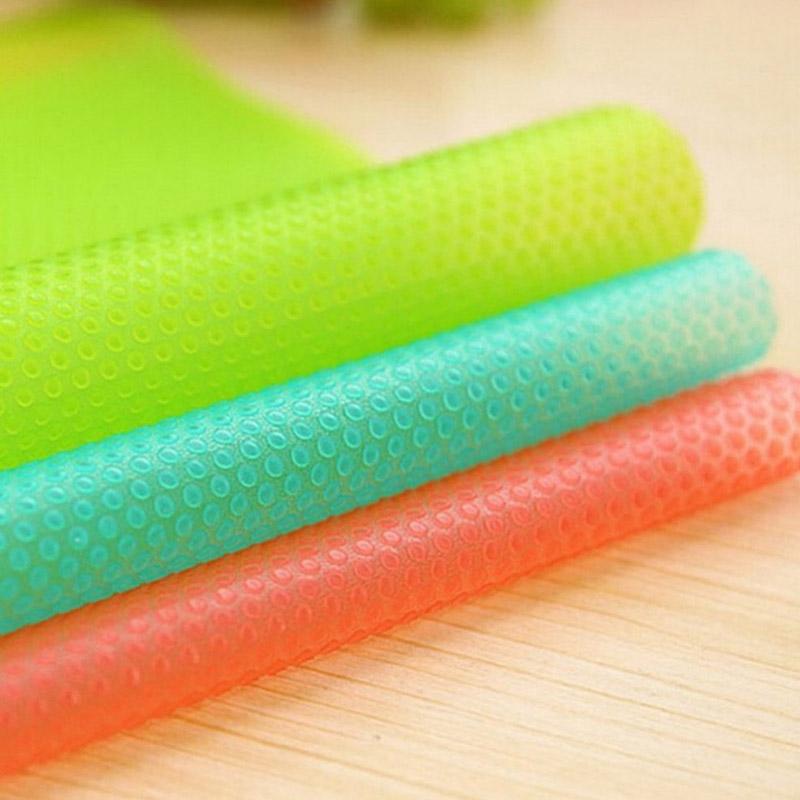 Προστατευτική Επιφάνεια Πολλαπλών Χρήσεων Χρώματος Ροζ 3 τμχ SPM Fridgemat-PINK