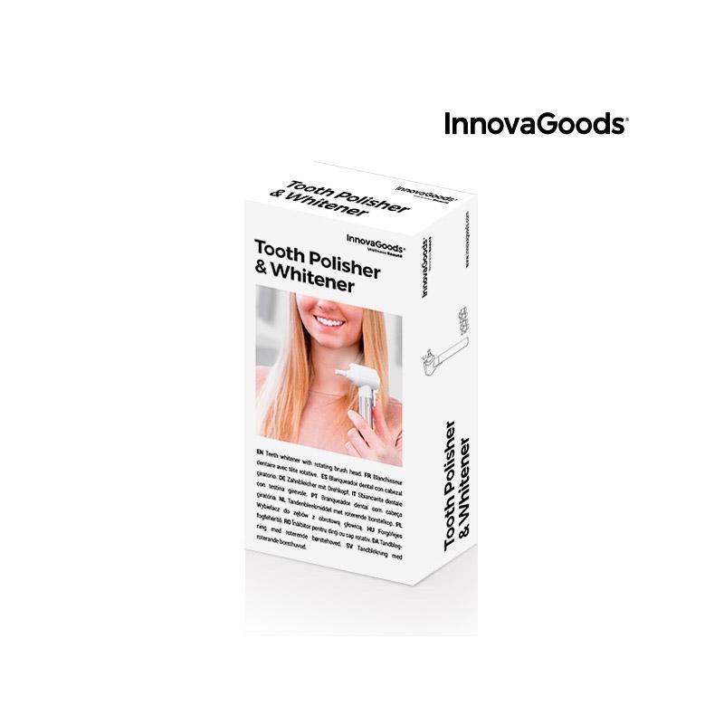 Συσκευή Λεύκανσης και Λείανσης Δοντιών InnovaGoods V0100941