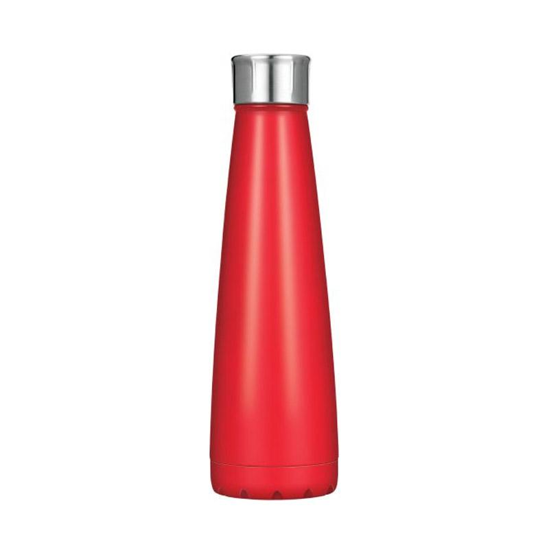 Μπουκάλι Θερμός 420 ml MPM Χρώματος Κόκκινο STT-10/3