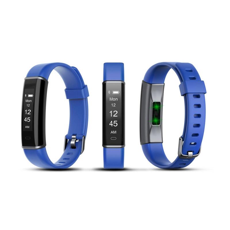 Ρολόι Fitness Tracker Aquarius AQ113 με Μετρητή Καρδιακών Παλμών Χρώματος Μπλε R166164