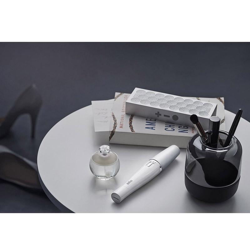 Αποτριχωτική Μηχανή Προσώπου και Βούρτσα Καθαρισμού Braun Travel Beauty Edition SE840