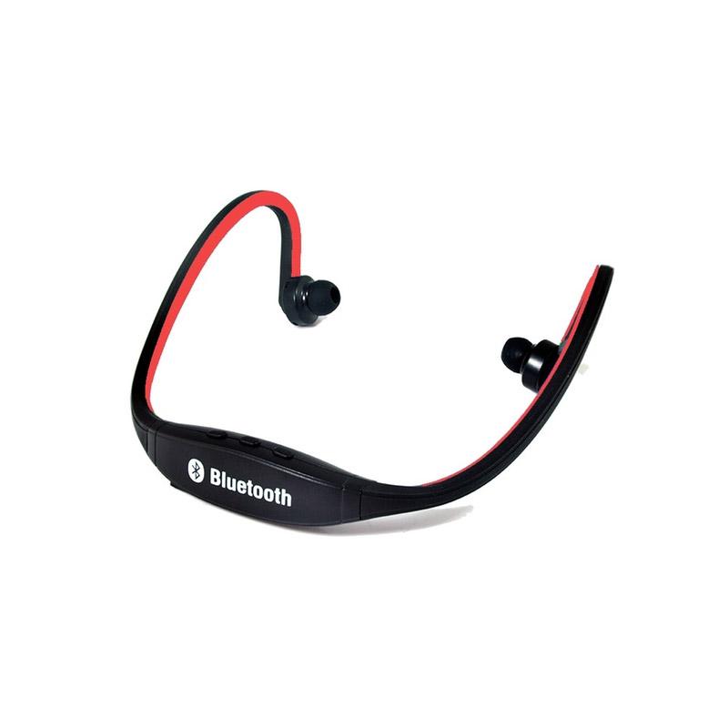 Ασύρματα Ακουστικά Bluetooth Apachie Χρώματος Κόκκινο SPTSHPRED