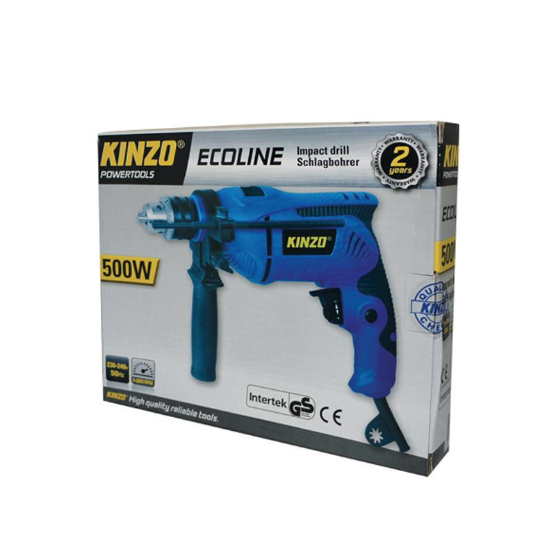 Κρουστικό Δράπανο 500 W Kinzo 72192