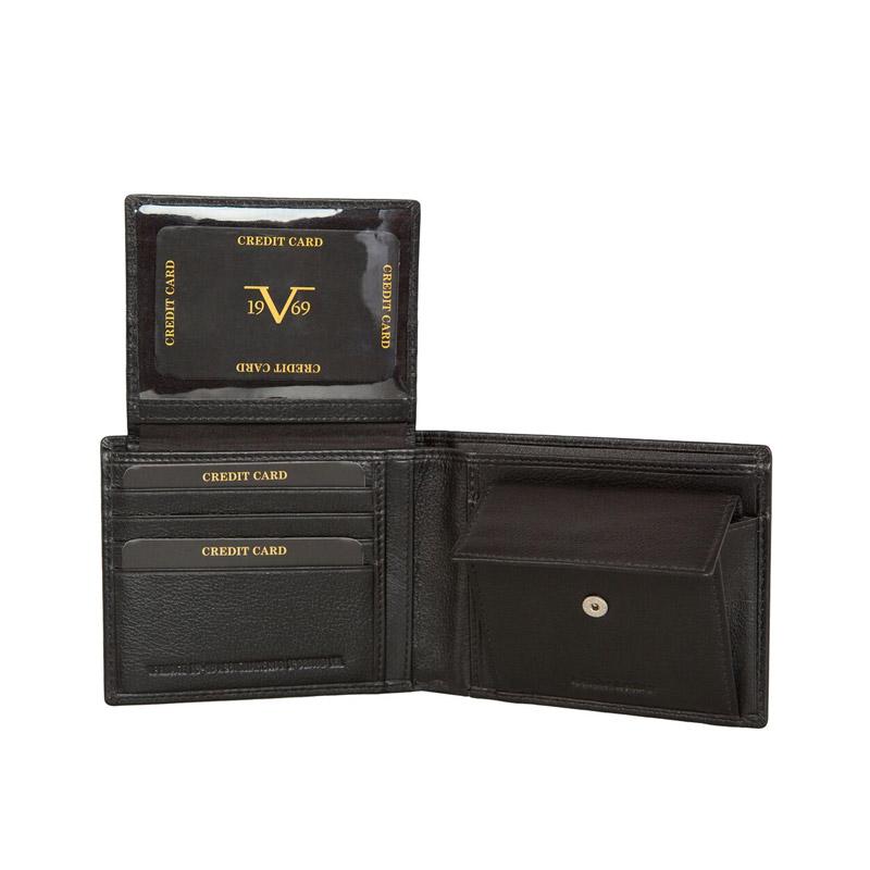 32fc01867a ... Δερμάτινο Ανδρικό Πορτοφόλι Versace 1969 C186 +5