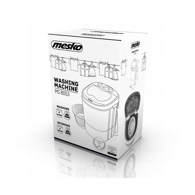Μίνι Πλυντήριο Ρούχων Mesko MS-8053