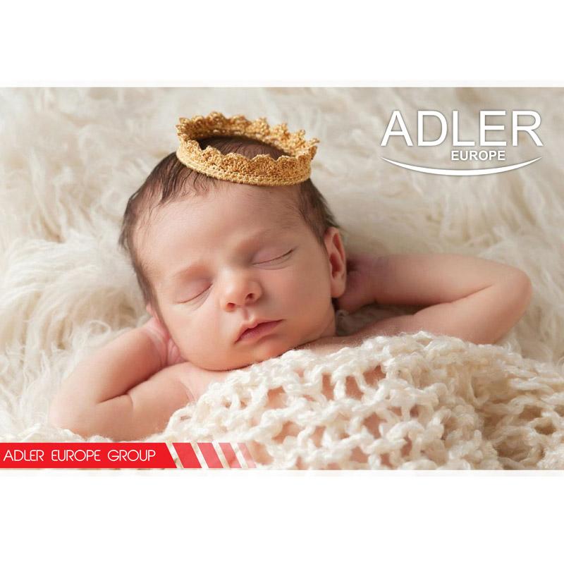 Ψηφιακή Βρεφική Ζυγαριά Adler AD-8139