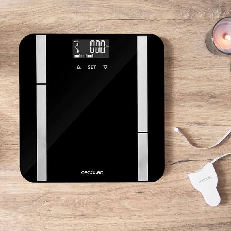 Ψηφιακή Ζυγαριά Μπάνιου - Λιπομετρητής Cecotec 9450 Full Healthy CEC-04089
