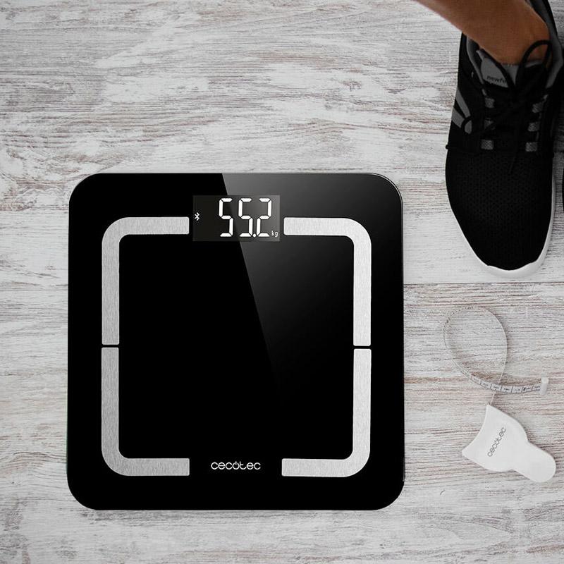 Ψηφιακή Ζυγαριά Μπάνιου - Λιπομετρητής Cecotec 9500 Smart CEC-04090