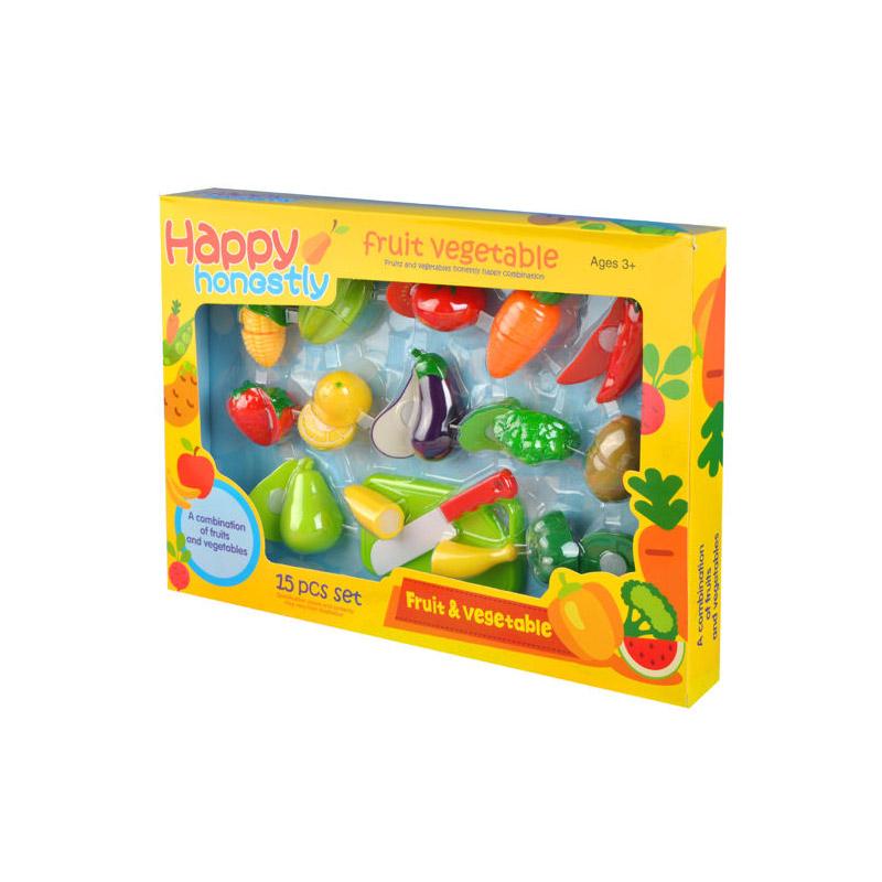 Σετ Φρούτα και Λαχανικά Διαίρεσης 6080