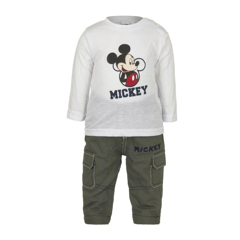 6d327cb387b Βρεφικό Σετ 3 Τμχ Χρώματος Μπλε Mickey Disney APH0163