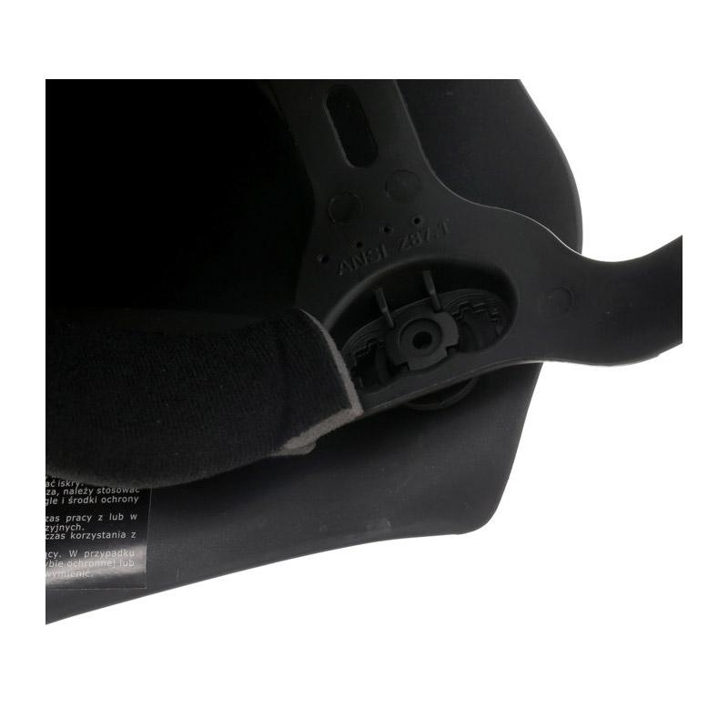 Επαγγελματικό Αυτόματο Κράνος Συγκόλλησης Χρώματος Μαύρο Kraft&Dele KD-1891