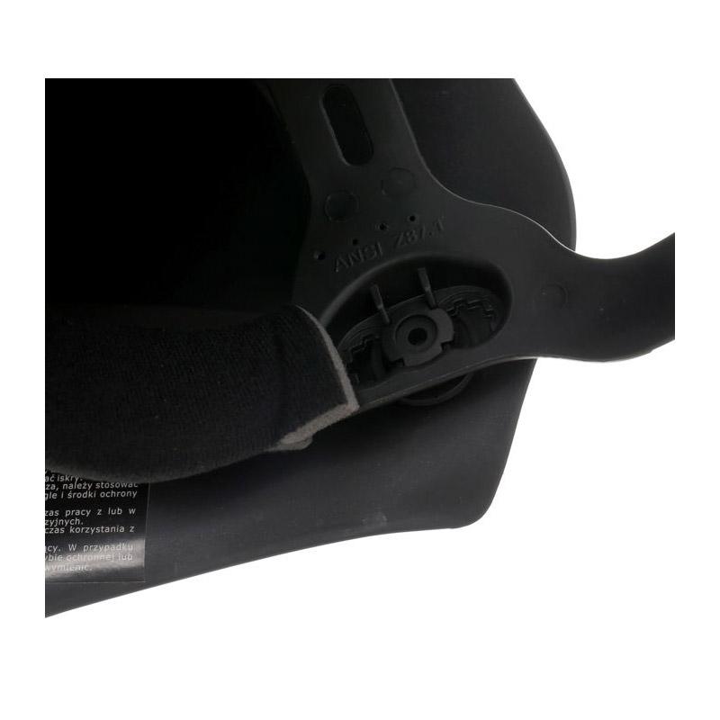 Επαγγελματικό Αυτόματο Κράνος Συγκόλλησης Χρώματος Μαύρο Kraft&Dele KD-1894