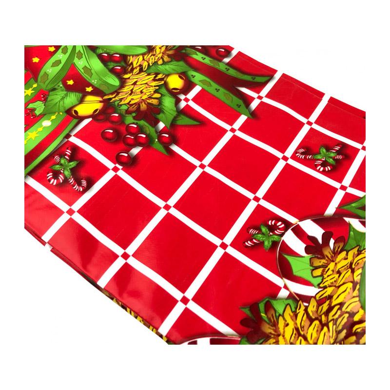 Χριστουγεννιάτικο Τραπεζομάντηλο 120 x 180 cm MWS15055