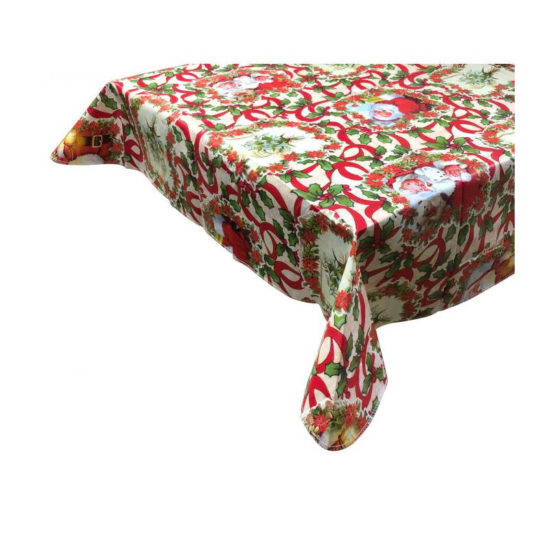Χριστουγεννιάτικο Τραπεζομάντηλο 120 x 180 cm MWS15058