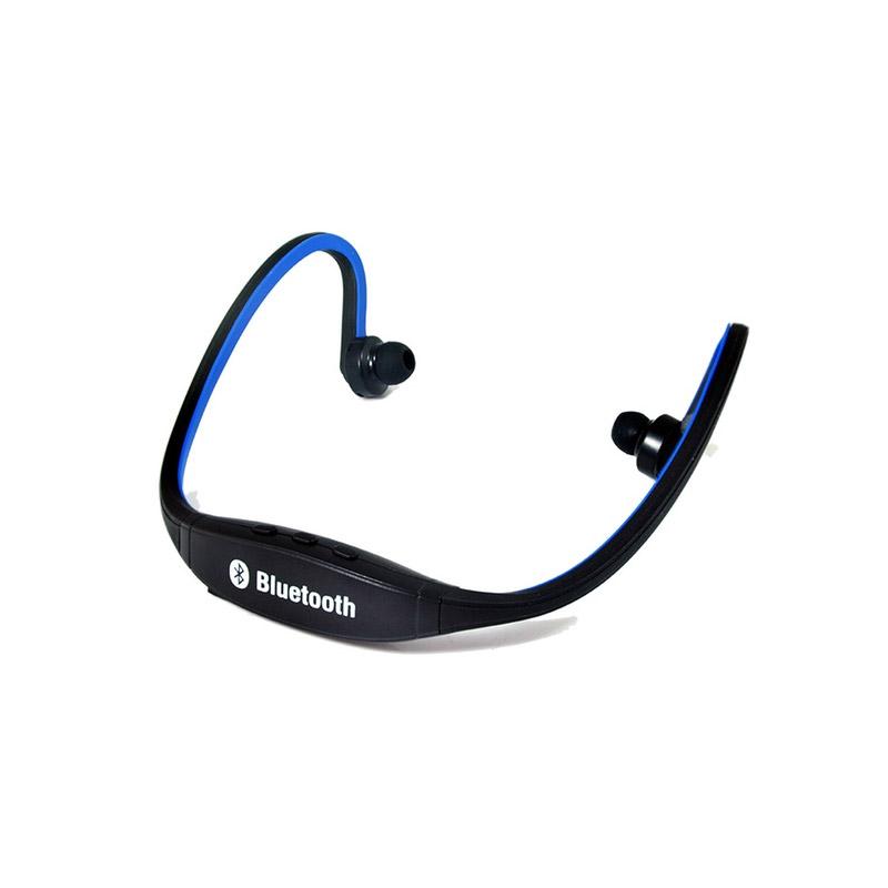 Ασύρματα Ακουστικά Bluetooth Apachie Χρώματος Μπλε SPTSHPBLUE