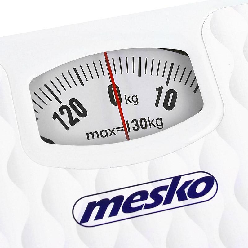 Μηχανική Ζυγαριά Μπάνιου Mesko MS-8160