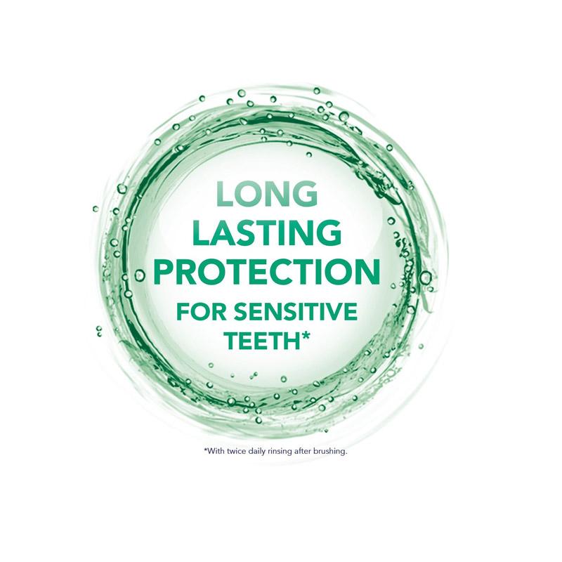 Στοματικό Διάλυμα για Ευαίσθητα Δόντια Sensodyne Εxtra Fresh 500 ml GSUV013a