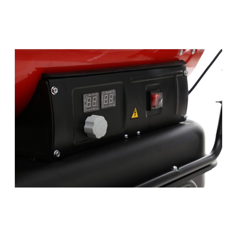 Επαγγελματικό Αερόθερμο Πετρελαίου 35 kW Kraft&Dele KD-11714