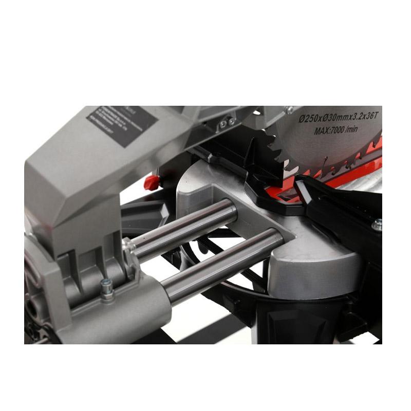Ηλεκτρικός Κυκλικός Επιτραπέζιος Δίσκος Κοπής - Δισκοπρίονο με Ένδειξη Laser και Τραπέζι 1800 W Kraft&Dele KD-597