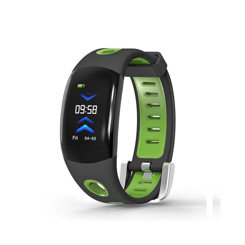 Ρολόι Fitness Tracker με Μετρητή Καρδιακών Παλμών Χρώματος Πράσινο DM 11 SPM DM11SW-GREEN