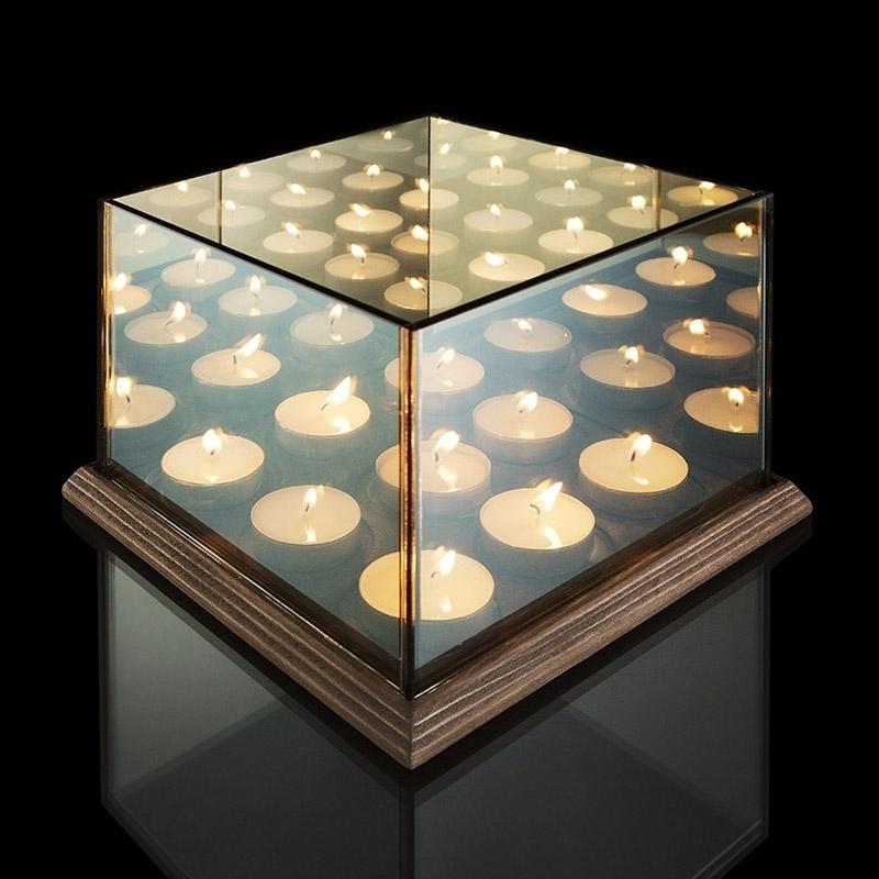 Βάση για 9 Ρεσώ με Καθρέπτη Lifa-Living 8715342016085
