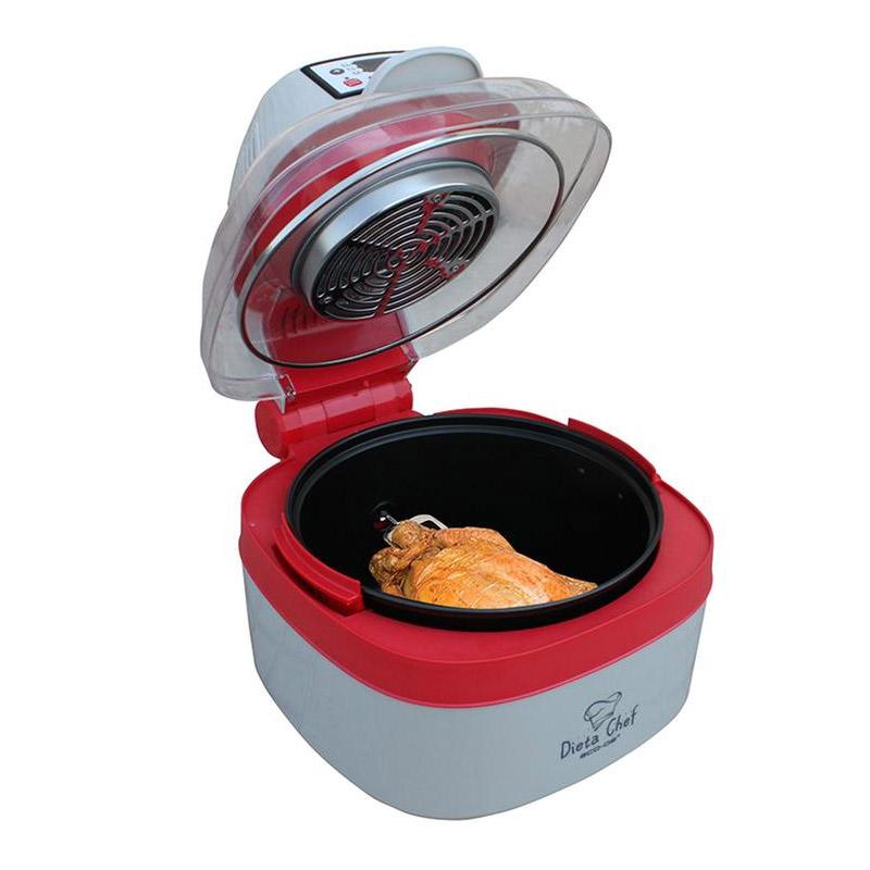 Πολυμάγειρας Ρομπότ με Κάδο 8 Lt ECO-DE Diesta Chef ECO-400