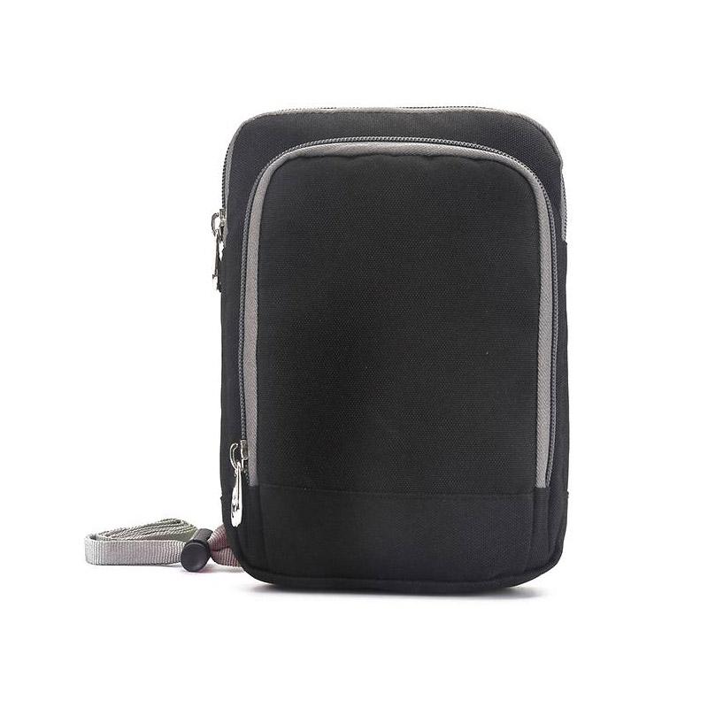 Τσαντάκι Ταξιδιού Χρώματος Μαύρο SPM VL3372