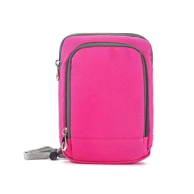 Τσαντάκι Ταξιδιού Χρώματος Ροζ SPM VL3374