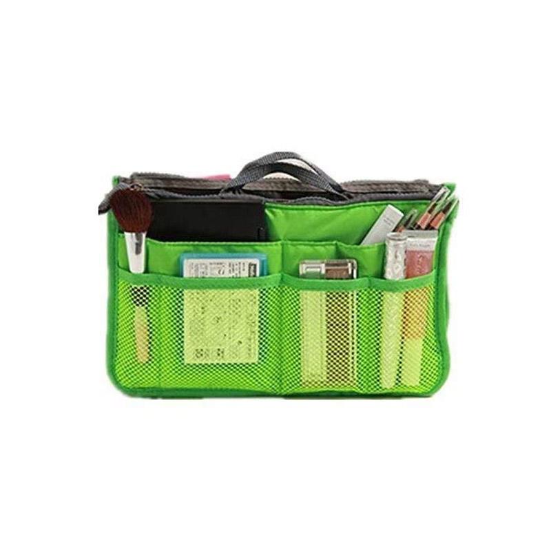 Organizer Τσάντας και Καλλυντικών Χρώματος Πράσινο SPM HandbagOrg-GREEN