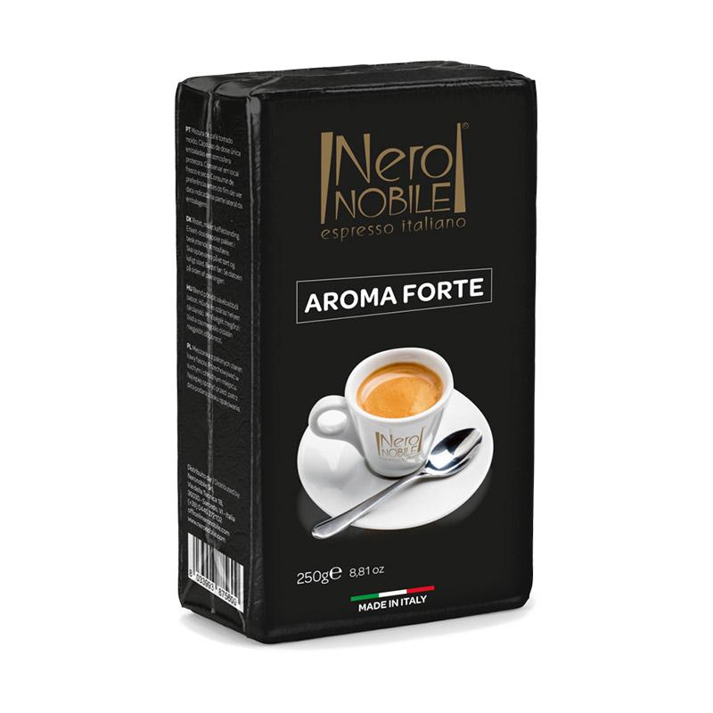 Αλεσμένος Καφές Espresso Neronobile Aroma Forte 250 g