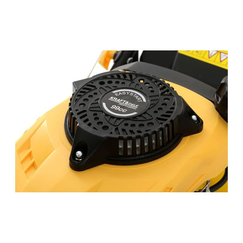 Βενζινοκίνητη Χλοοκοπτική Μηχανή Γκαζόν 3300 W Kraft&Dele ΚD-10605