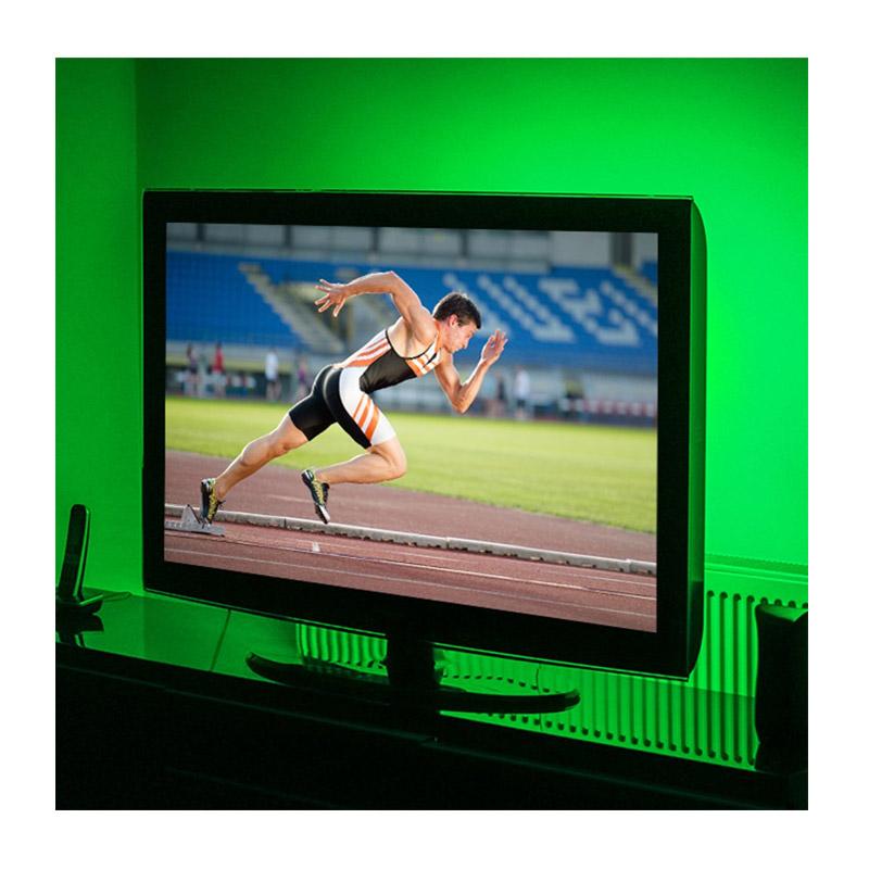 Κιτ Κρυφού Φωτισμού RGB με USB για Τηλεοράσεις GloBrite TVBacklight